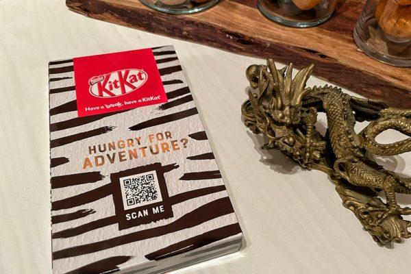 Kit Kat Zebra Dark & White: il nuovo break in edizione limitata di Kit Kat